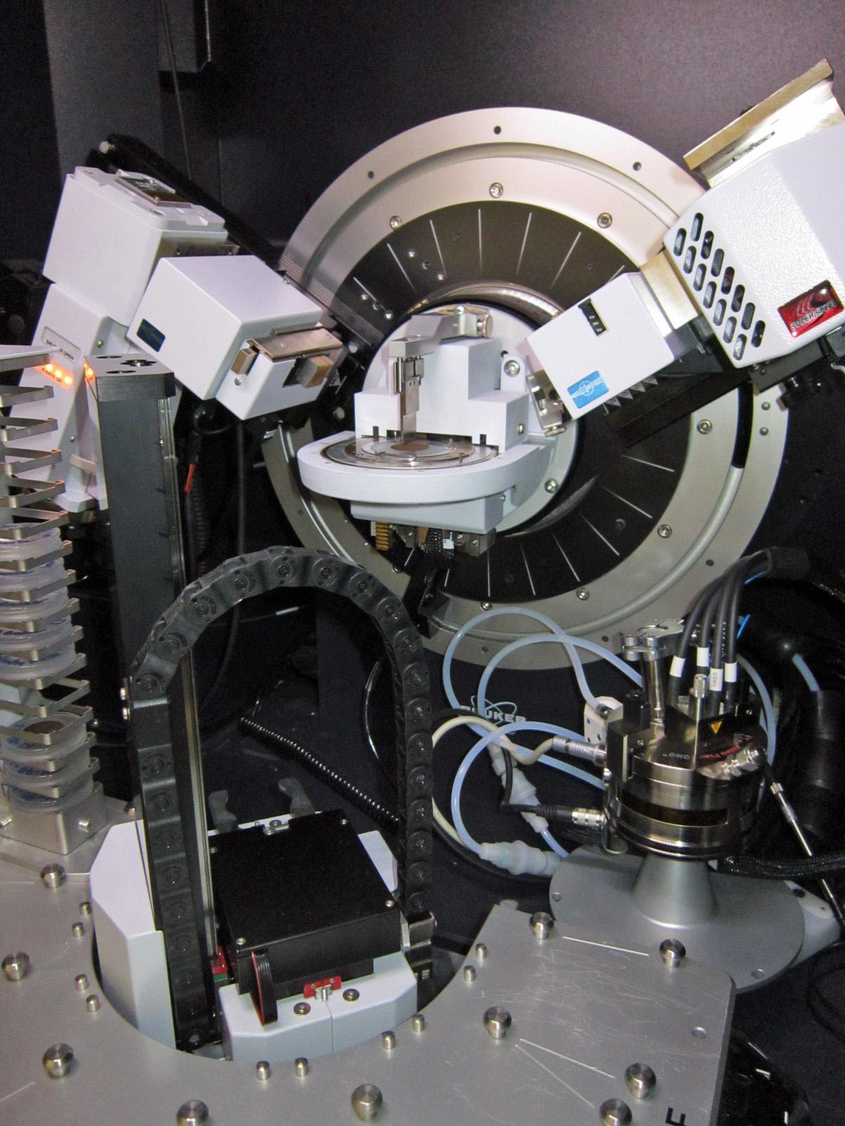Bruker D8 Advance Powder X-Ray Diffraction System