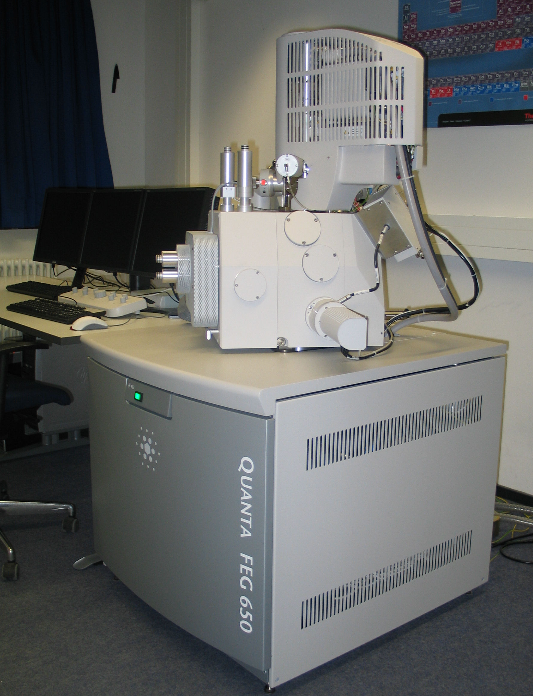 FEI UK Ltd Scanning Electron Microscope Quanta 650  FEG SEM