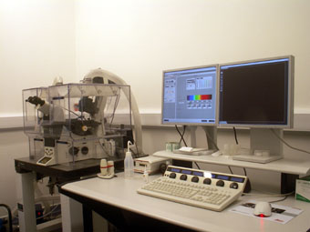 Leica Microsystems - TCS SP5 Spectral Confocal