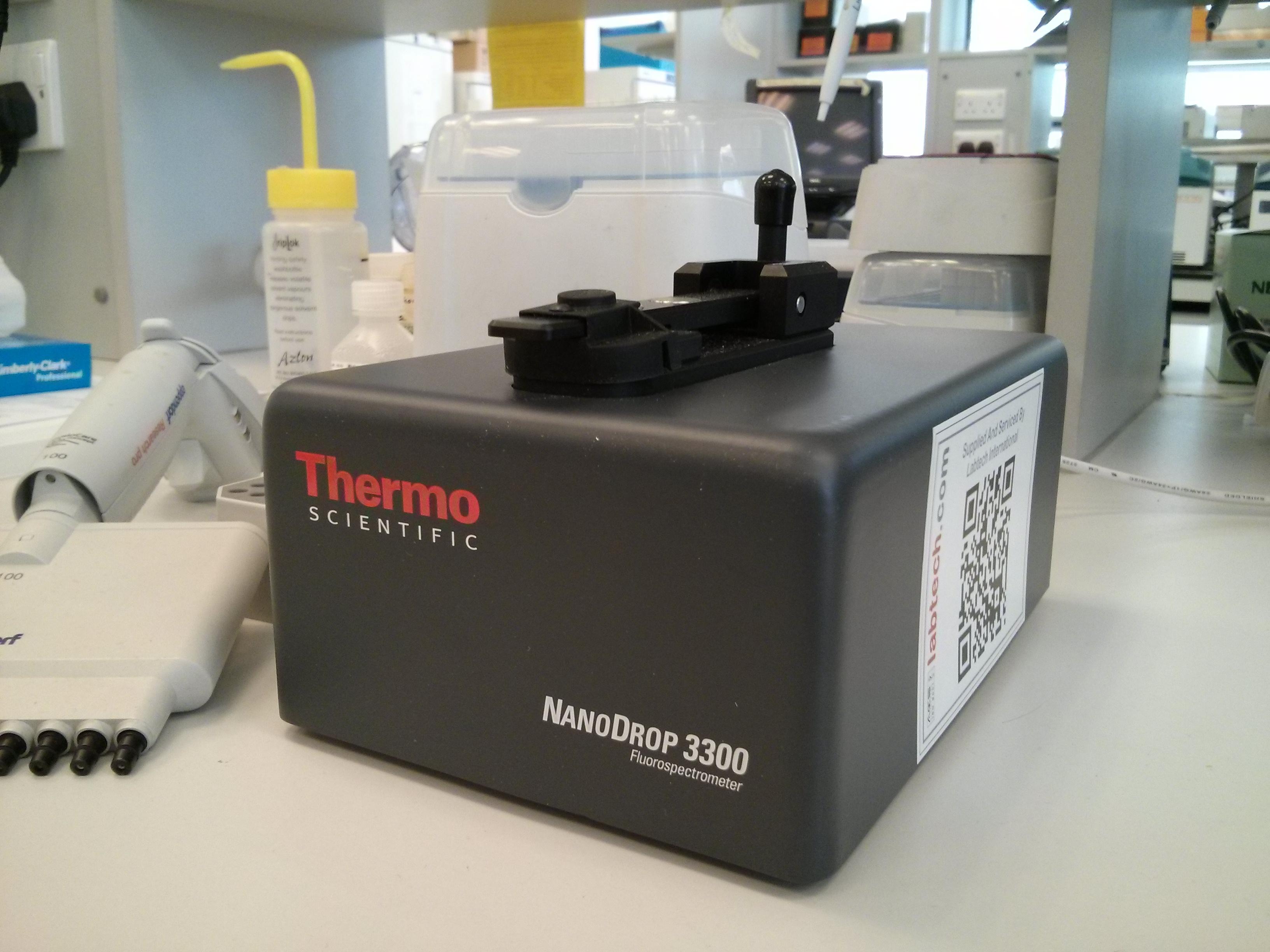 Fluorospectrometer